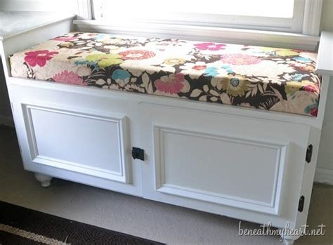 how to make a window bench seat cushion diy 5 minute window seat cushion beneath my heart