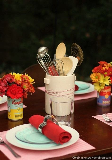 kitchen themed bridal shower decorations 1000 ideas about themed bridal showers on
