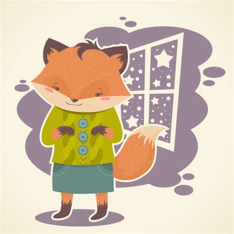 vector fox tutorial how to create a flat subtle textured fox in adobe illustrator
