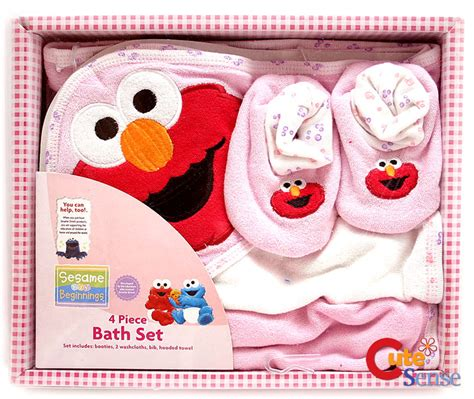 sesame street bathroom set elmo baby pics