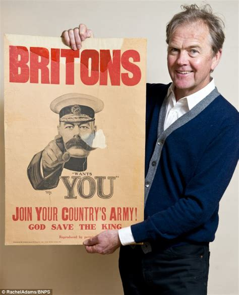 Kitchener Record by Lord Kitchener Wants You Wwi Recruitment Poster Sells For