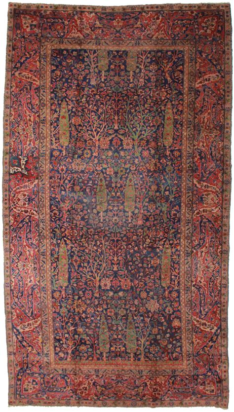 antique rugs antique indian 9 x 17 wool rug 3692 exclusive