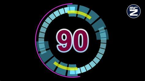 Feature Wall by Conto Alla Rovescia 90 Secondi 90 Seconds Countdown