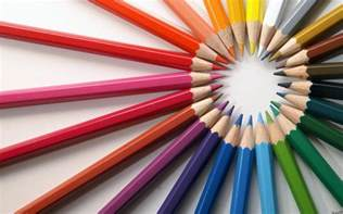 colored pencil colored pencils wallpaper