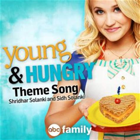 theme song young and hungry season 2 i like that young hungry theme song single