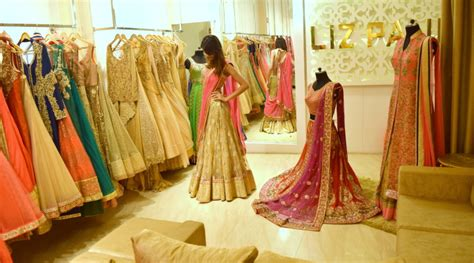 best places to buy bridal lehenga in delhi fullonwedding
