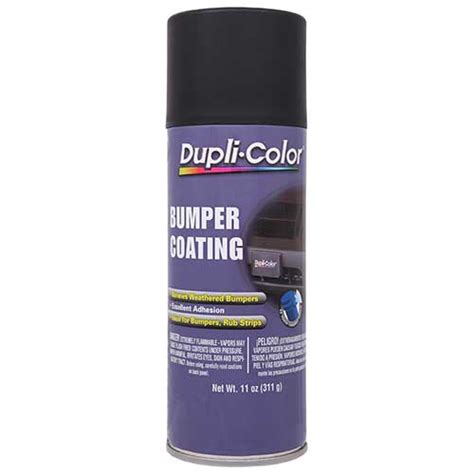 dupli color bumper coating duplicolor bumper coating dk charcoal 311gm