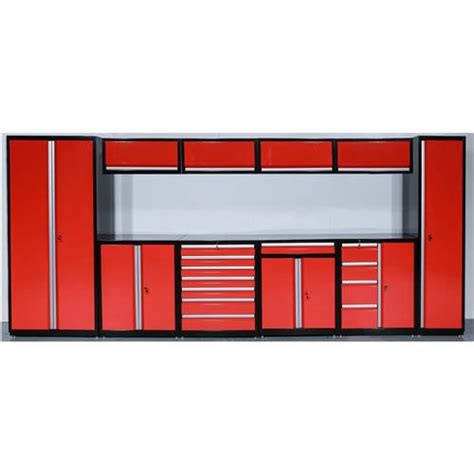 Modular Garage Cabinets by Modular Garage Storage Cabinets Set Of 10 Grizzly