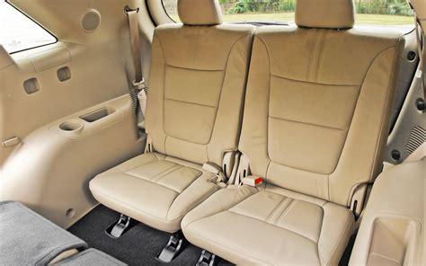 How Many Seats In A Kia Sorento 2012 Kia Sorento Rear Seats Photo 27