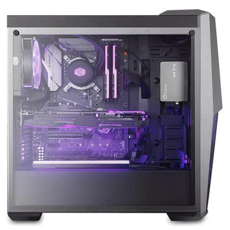 cabinet cooler master 500 masterbox mb500 cooler master