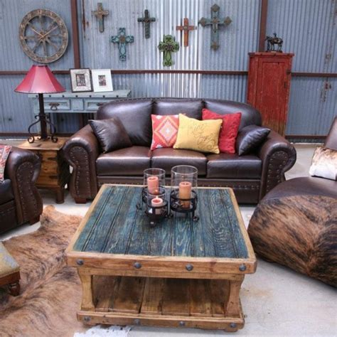 Rustic Table Ls Living Room by 55 Airy And Cozy Rustic Living Room Designs Digsdigs