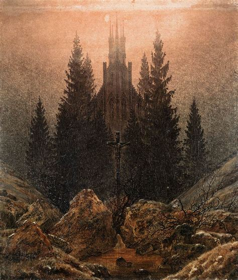 caspar david friedrich 3822819573 file caspar david friedrich the cross in the mountains wga08246 jpg wikimedia commons