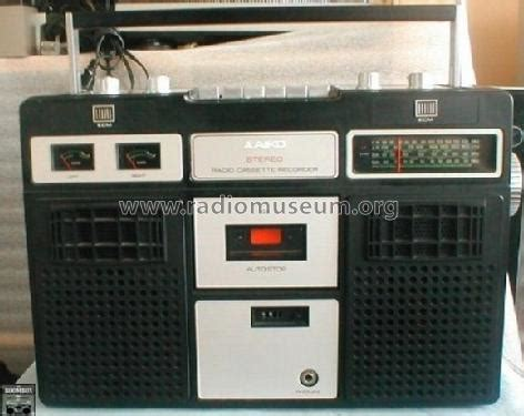 Aiko Set 110 atpr412 radio aiko denki sangyo co ltd tokyo build 1975