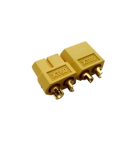 Xt 60 Xt60 Connector xt60 connector pair diyelectronics