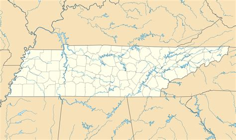 tennessee usa map stones river tn location stones river tn map elsavadorla