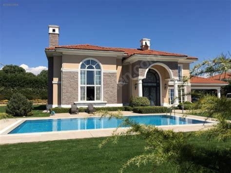 houses to buy in turkey luxury detached villa with private swimming pool for sale in buyukcekmece istanbul global
