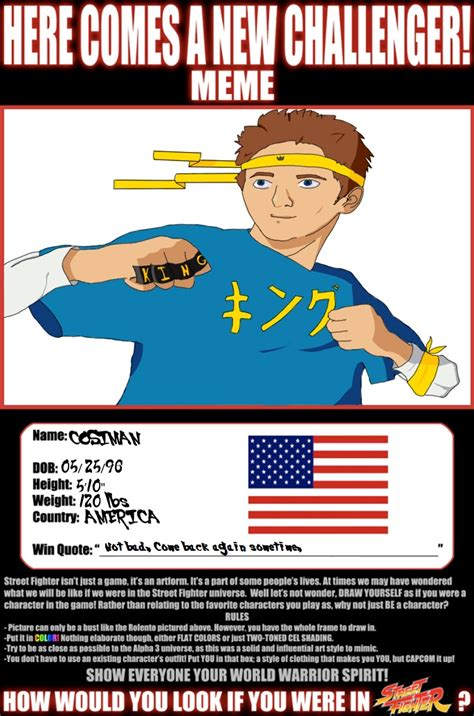 Street Fighter Meme - fighter meme 28 images street fighter meme by