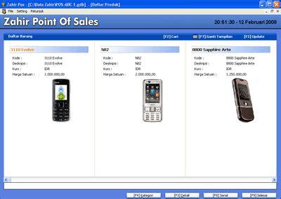 tutorial penggunaan software zahir everlasting januari 2012