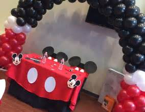 mickey mouse decorations for baby shower mickey mouse baby shower quot and keith s baby
