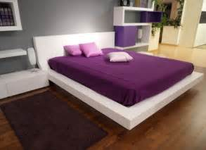 bedroom purple colour schemes modern design: each of the beds are innovative and beautiful and we hope you enjoy
