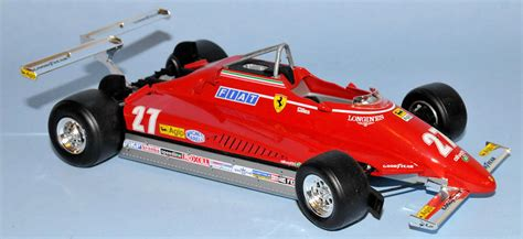 Ferrari C126 by Fujimi 1 20 Ferrari 126 C2 Long Beach By Greg Hansel