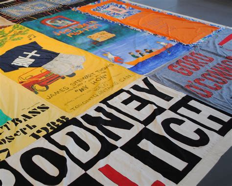 Quilting Aids by Aids Memorial Quilt On Display At The Museum Of To