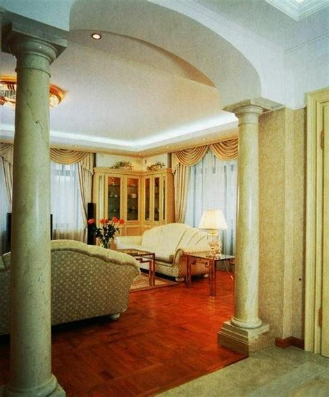 35 modern interior design ideas incorporating columns into photos of interior columns and pillars