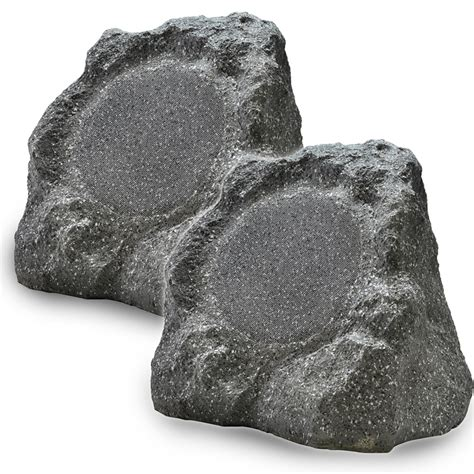 Wireless Outdoor Speakers Rock Wr800 Pair Osd Audio Rock Garden Speakers