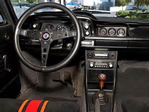 1974 bmw 2002 tii touring by alpina e10 classic interior