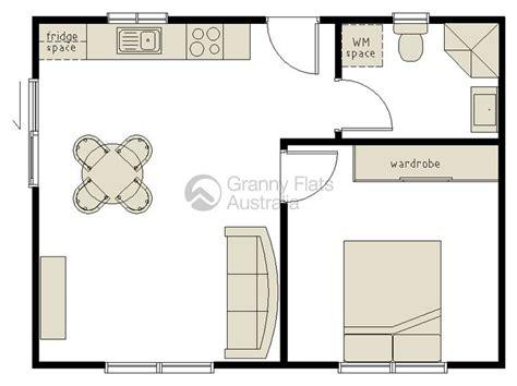 granny flat floor plans 1 bedroom 25 best 1 bedroom flat ideas on pinterest studio