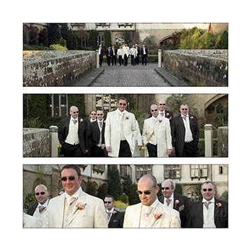 joanne & thomas's wedding at coombe abbey contemporary