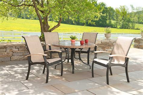 Marine Grade Polymer Patio Furniture by Telescope Casual Marine Grade Polymer Mgp Patio