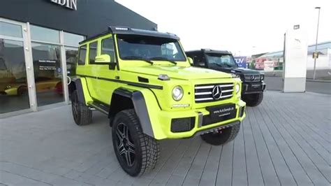 electric 4x4 mercedes g500 4x4 electric
