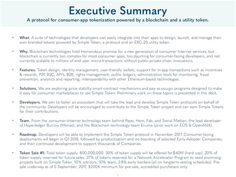 simple executive summary template 28 images 20