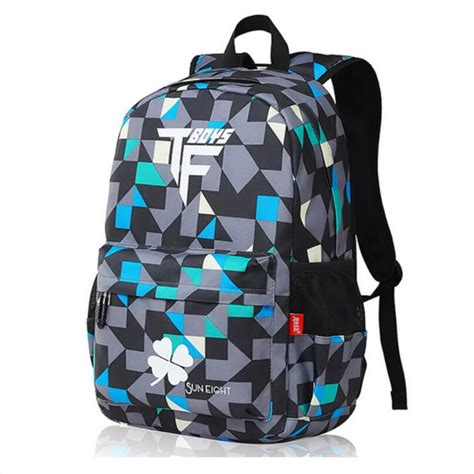 Backpack 3 Student Book large grey school backpack 13 inch laptop bag schoolbag rucksack student book bag boys