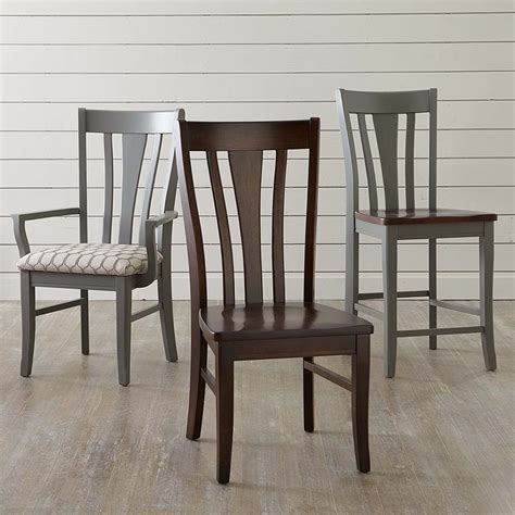 Custom Dining Room Furniture by Bassett Transitional Custom Dining Side Chair Dining Chairs