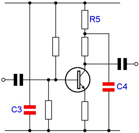 capacitor decoupling circuit capacitor uses capacitor applications electronics notes