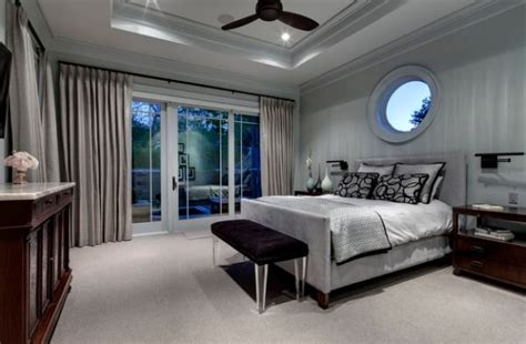 brown and gray bedroom affluent bedroom in silver and grey with hints of black