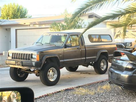 1988 jeep comanche 1988 jeep comanche pioneer 4 0 auto for sale in algonquin