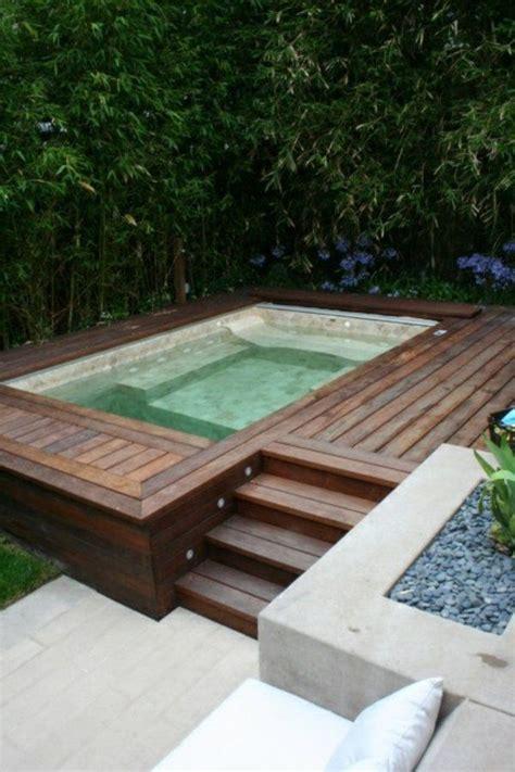 whirlpool garten sommer entspannende badewanne im garten genie 223 en gute ideen