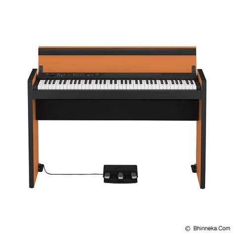 Kursi Piano Akustik jual korg piano digital 73 lp 380 orange black
