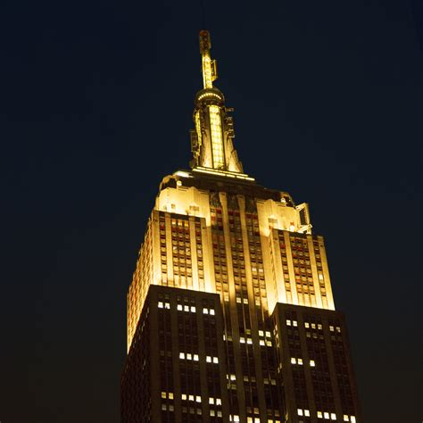 empire state building lights today lights on afterschool celebrations recognize programs big