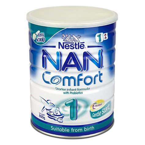 nan comfort reviews buy nan comfort 1 800 g by nan online priceline