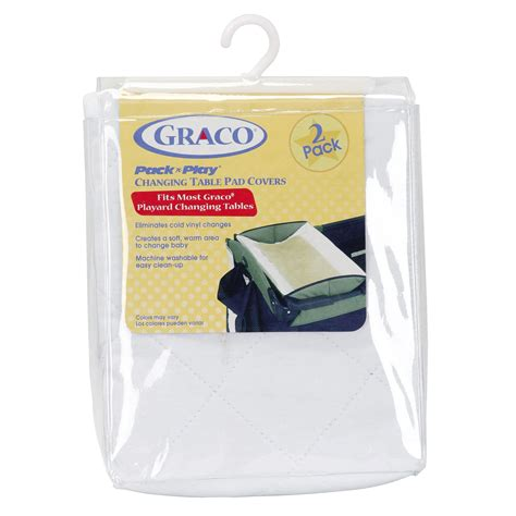 changing table pad cover graco changing table pad covers 2 pack