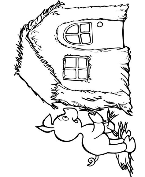 printable straw house 89 best images about the three little pigs on pinterest