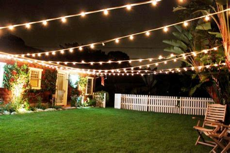 Outdoor Backyard Lighting Ideas Decorative Outdoor Backyard Lighting Ideas Jburgh Homes Backyard Lighting Outdoor Decor Ideas