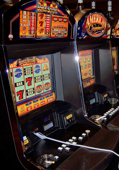 slot machines  stock photo public domain pictures