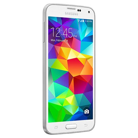 android galaxy s5 samsung galaxy s5 16gb sm g900v android smartphone for verizon white mint condition used