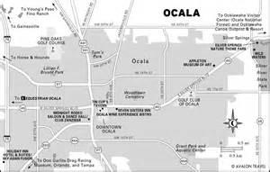map of ocala florida