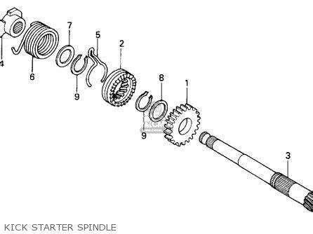 honda xr100 wiring diagram honda wiring diagram site